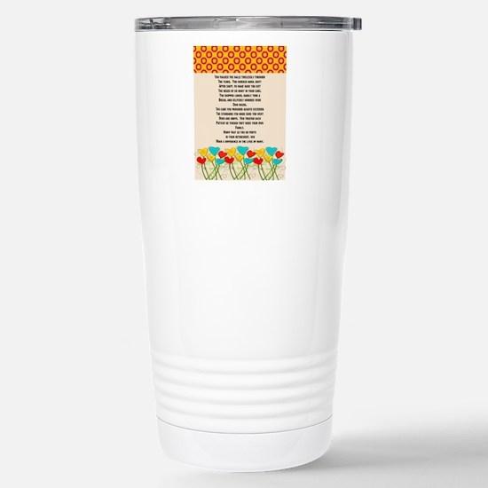 Retired Nurse Travel Mug