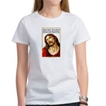 Values Voters /Morality Moms Jesus Women's T-Shirt