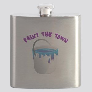Paint The Town Flask