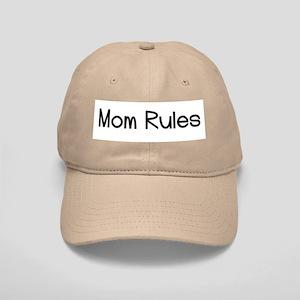 Mom Rules Cap