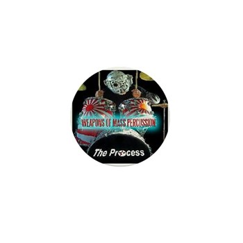 Mini Button 100 pac