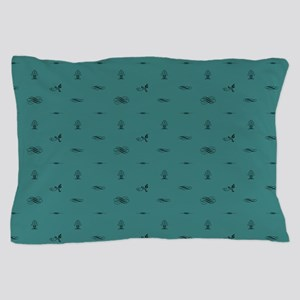 Classic Pattern One Pillow Case