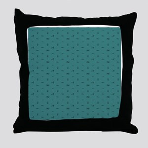 Classic Pattern One Throw Pillow