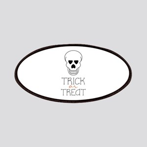 Trick Or Treat Patches