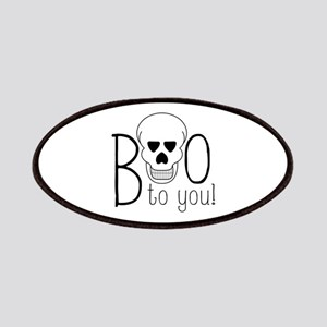 Boo To You Patches