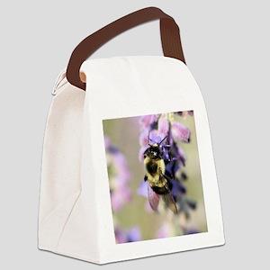b Canvas Lunch Bag