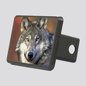 Wolf 025 Rectangular Hitch Cover