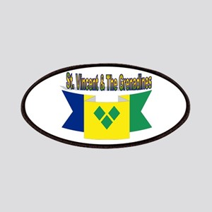 St Vincent & The Grenadines Patches