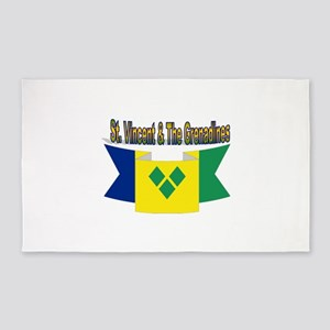 St Vincent & The Grenadines Area Rug