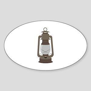 Camp Lantern Sticker