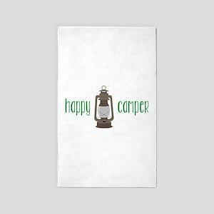 Happy Camper Area Rug
