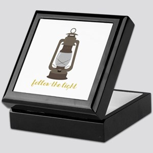 Follow The Light Keepsake Box