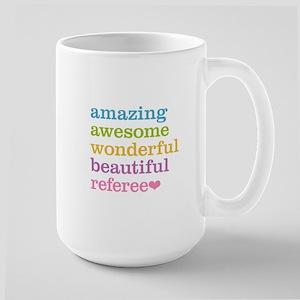 Awesome Referee Mugs