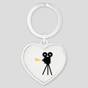 Movie Camera Keychains