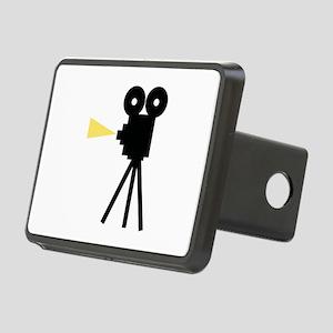 Movie Camera Hitch Cover