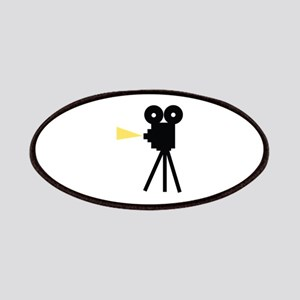 Movie Camera Patches