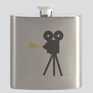 Movie Camera Flask