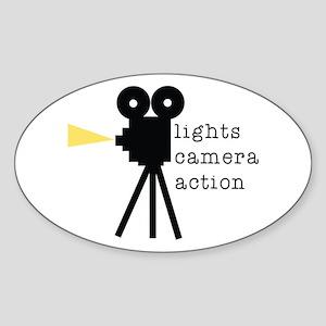 Camera Action Sticker