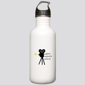 Camera Action Water Bottle