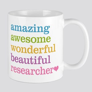 Awesome Researcher Mug