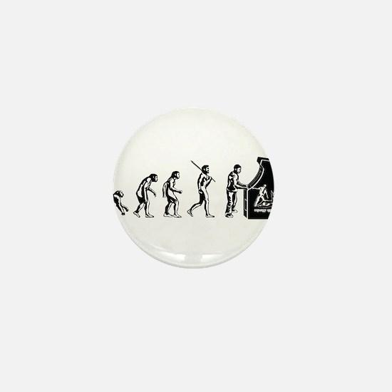 Arcade Gamer Evolution Mini Button