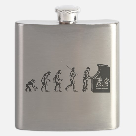 Arcade Gamer Evolution Flask