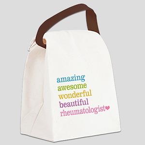 Rheumatologist Canvas Lunch Bag