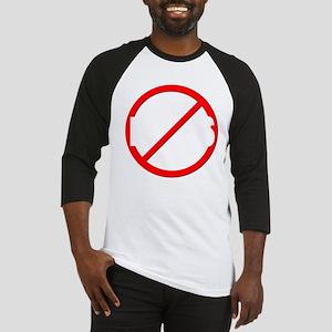 AntiDrugs-10x10aTrans Baseball Jersey