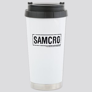 SAMCRO Stainless Steel Travel Mug