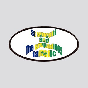 St Vincent & The Grenadines Fanatic Patches