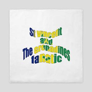 St Vincent & The Grenadines Fanatic Queen Duve