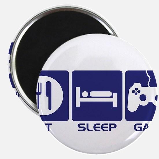 Eat Sleep Game Magnets