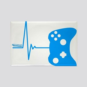 Gamer Heartbeat Magnets