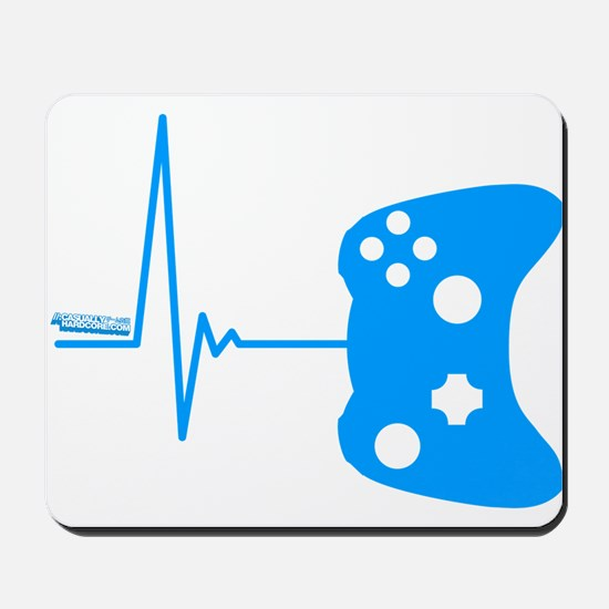 Gamer Heartbeat Mousepad