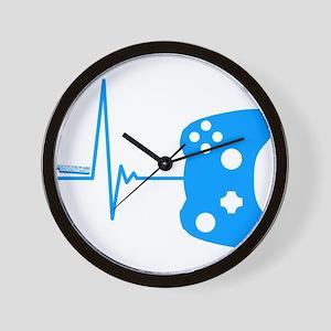 Gamer Heartbeat Wall Clock