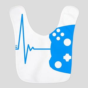Gamer Heartbeat Bib
