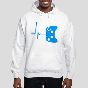 Gamer Heartbeat Jumper Hoody