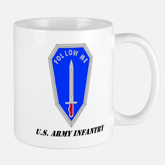 Unique Army infantry Mug
