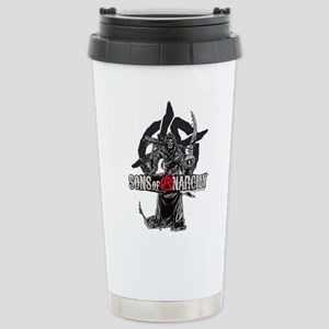 SOA Reaper Standing 2 Stainless Steel Travel Mug