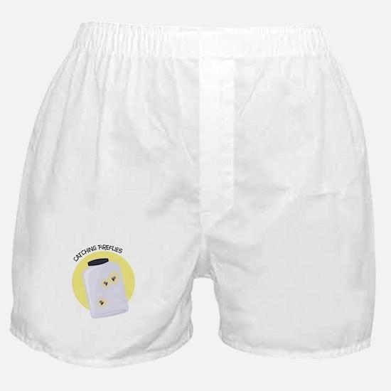 Catching Fireflies Boxer Shorts