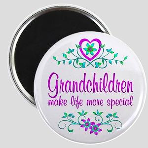 Special Grandchildren Magnet