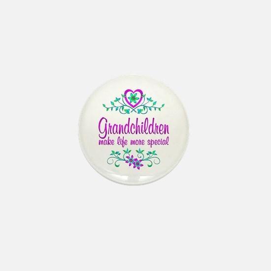 Special Grandchildren Mini Button
