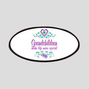 Special Grandchildren Patches
