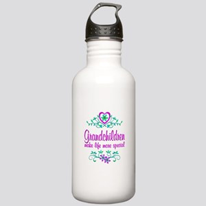 Special Grandchildren Stainless Water Bottle 1.0L