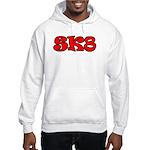 Skater SK8 Hooded Sweatshirt (Hoodie)
