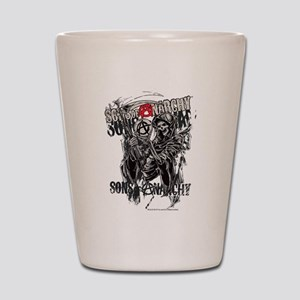 Sons of Anarchy Reaper Shot Glass