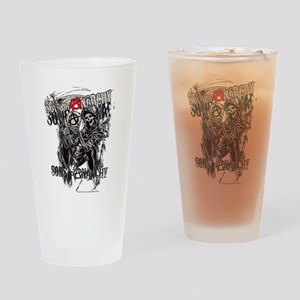 Sons of Anarchy Reaper Drinking Glass