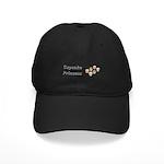 Cupcake Princess Black Cap