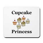 Cupcake Princess Mousepad