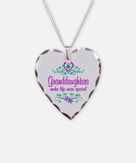 Gifts for granddaughter gift ideas for your granddaughter special granddaughter necklace negle Gallery